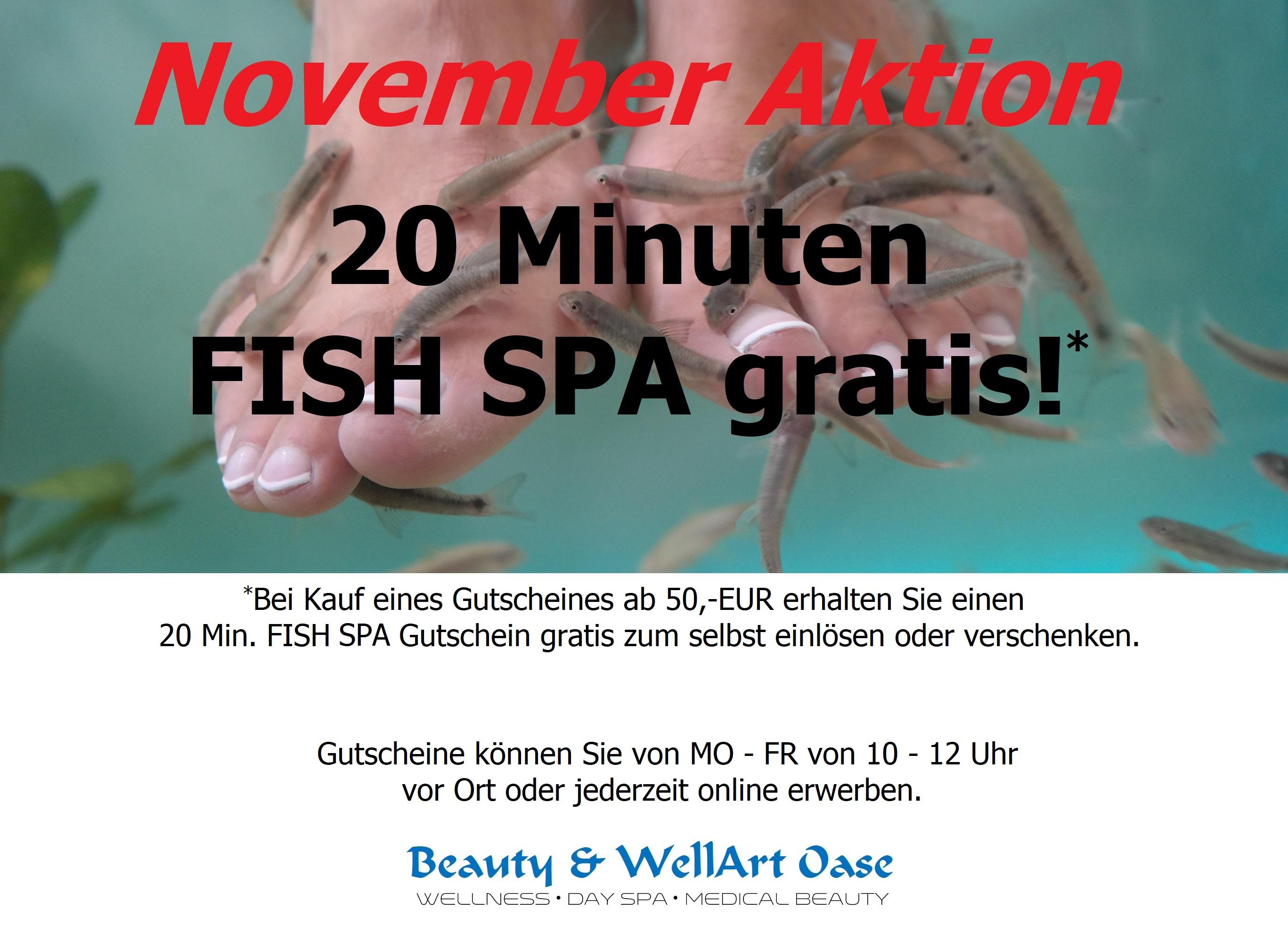 November-Aktion